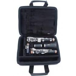 Yamaha YCL-255S Clarinetto Sib senza leva del Mib chiavi argentate
