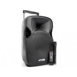 "MAX P12BT Portable Sound System 12"""
