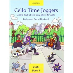 blackwell k&d/cello time joggers vol 1