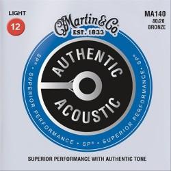 MARTIN Muta per Chitarra Acustica LIGHT 12/54