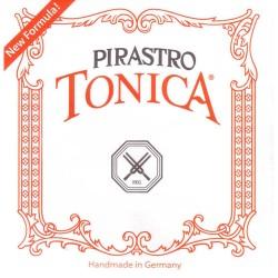 """PIRASTRO Muta per Violino """"TONICA"""" Set 4/4 MI con PALLINO tensione Media"""