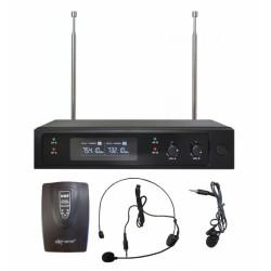 EXTREME WM1000D-HL RADIOMICROFONO VHF AD ARCHETTO E LAVALIER