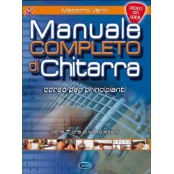VARINI MANUALE COMPLETO DI CHITARRA
