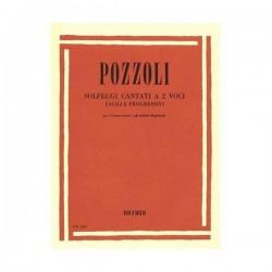 pozzoli e. solfeggi cantati (2 voci)