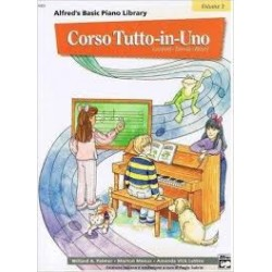ALFRED - CORSO TUTTO IN UNO VOL. 3