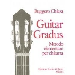 CHIESA R. - GUITAR GRADUS