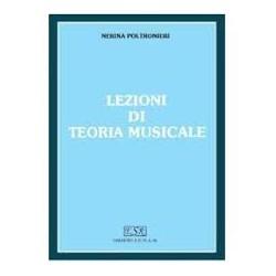NERINA POLTRONIERI LEZIONI DI TEORIA MUSICALE