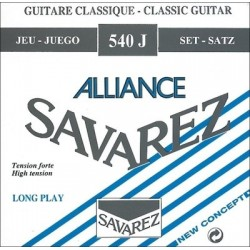 SAVAREZ CORDE PER CHITARRA CLASSICA CONCERT ALLIANCE 540