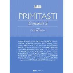 Primi Tasti Canzoni 2