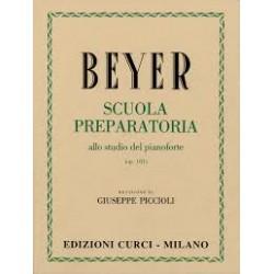 BEYER Scuola Preparatoria allo Studio del Pianoforte