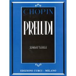 CHOPIN 24 PRELUDI OP.28