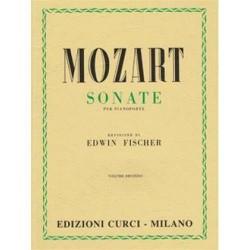 MOZART W. A.: PIANO SONATAS - SONATE VOL 2 (FISCHER)