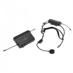 SOUNDSATION WF-U4 FITNESS Sistema Wireless UHF a 16 canali per applicazioni fitness