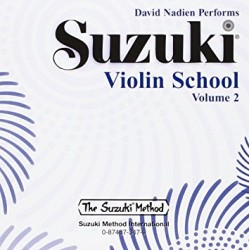 suzuki/violin school vol 2