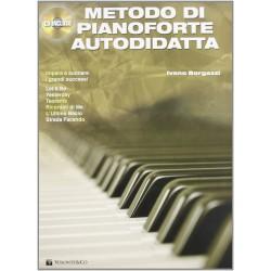 borgazzi i. metodo per pianoforte autodidatta