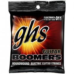 GHS GBM Set per chitarra elettrica GHS Boomers
