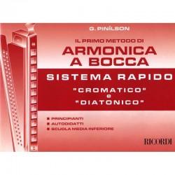 Pinilson, G. - Il Primo Metodo Di Armonica a Bocca